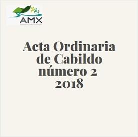 Ordinaria 2 2018