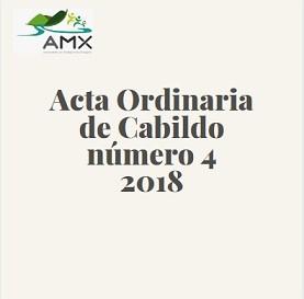 Ordinaria 4 2018