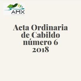 Ordinaria  6 2018