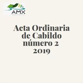 Ordinaria 2 2019