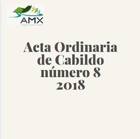 Ordinaria 8 2018