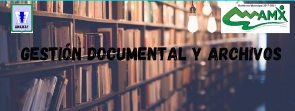 Gestión Documental y Archivo